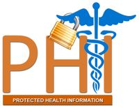 Protected Health Information logo